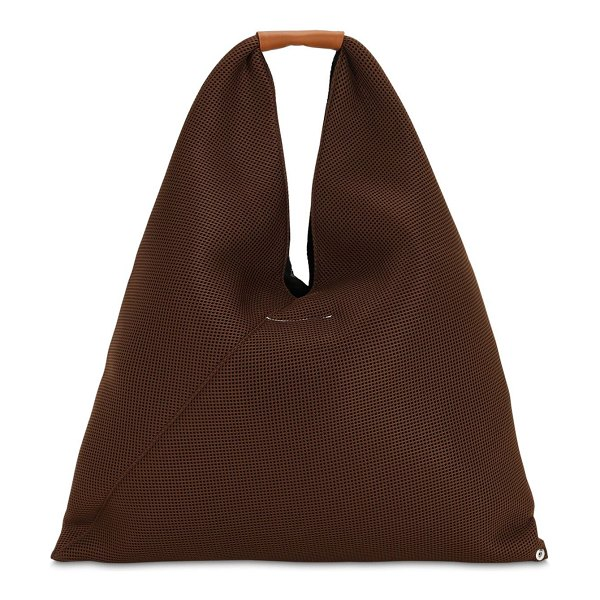 MM6 Maison Margiela Md japanese tote bag in brown