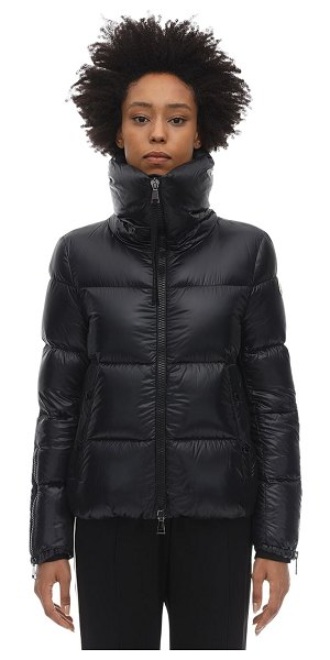 Moncler Bandama down jacket in black