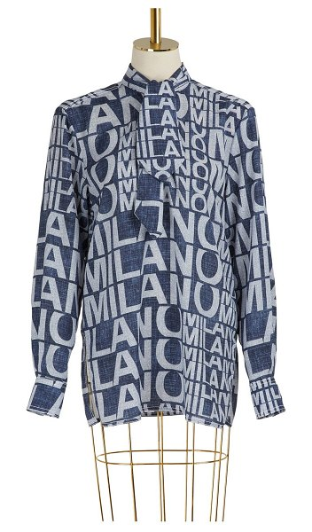 MSGM Milano top in 89