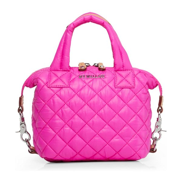 MZ Wallace micro sutton bag in punch