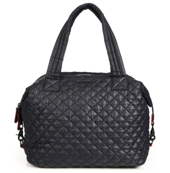 MZ Wallace large sutton in black,navy