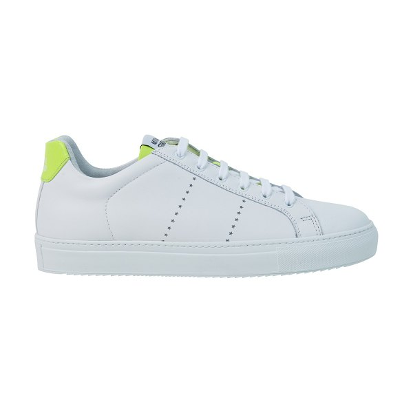 National Standard Edition 4 trainers in yellow tech