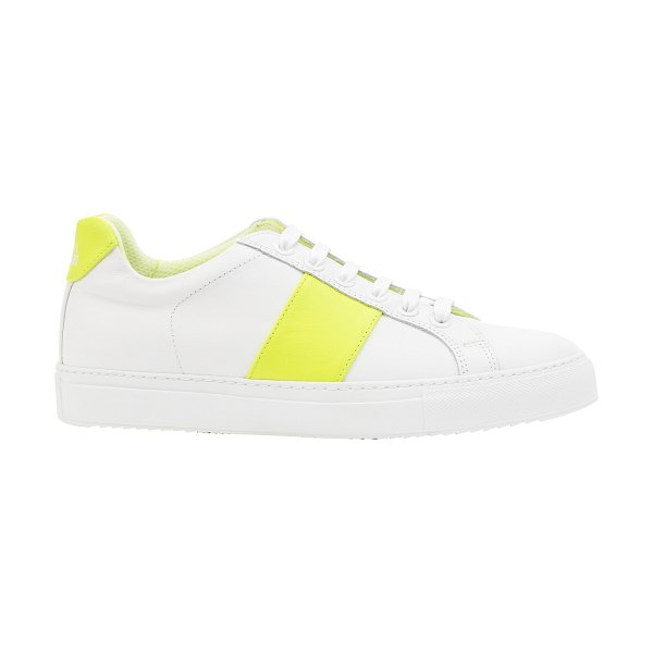 National Standard Edition 4 trainers in 017 yellow tech