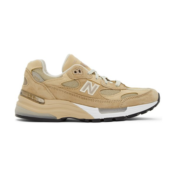 New Balance beige made in us 992tn sneakers in tan