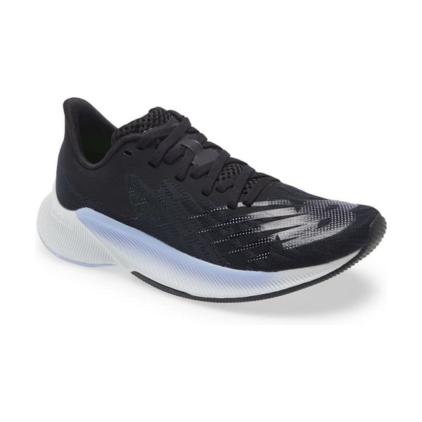New Balance fuelcell prism running shoe in black