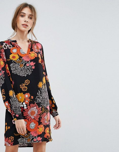 "NEW LOOK Floral Shift Dress - """"Dress by New Look, Smooth woven fabric, Printed design,..."