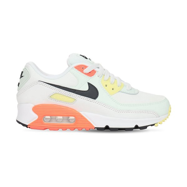 Nike Air max 90 sneakers in summit white
