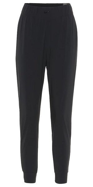 Nike bliss trackpants in black
