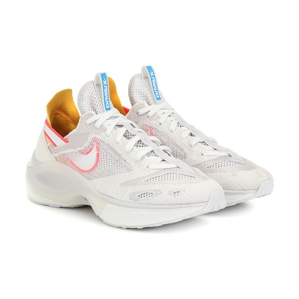 Nike d/ms/x sneakers in white
