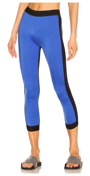 NO KA' OI mahina kala capri legging in multicolor - NO KA' OI Mahina Kala Capri Legging in Blue. - size XS...
