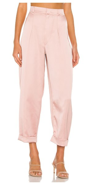 NONchalant averie pant in rose