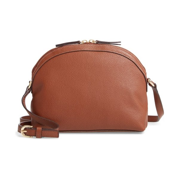 Nordstrom half moon leather crossbody bag in women~~bags~~handbag - Made from lightly pebbled leather, this take-anywhere...