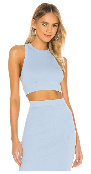 NSF x revolve alicia sleeveless crop top in iceland