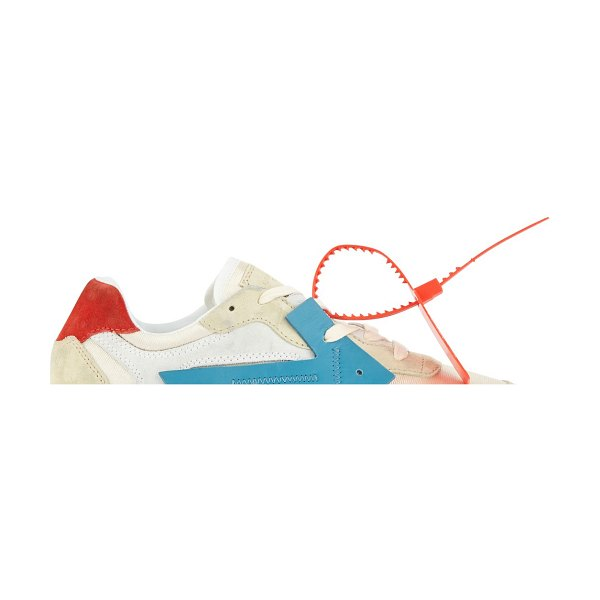 OFF-WHITE HG trainers in white blue