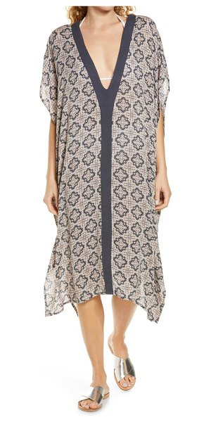 O'Neill hepburn cover-up dress in slate