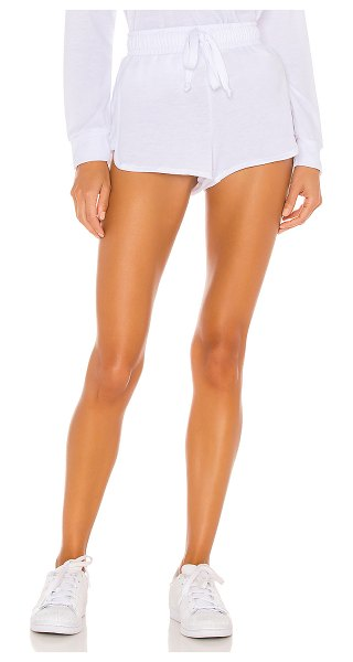Onzie x revolve divine short in white