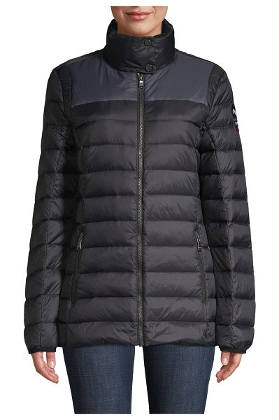 Pajar Canada Hanna Packable Down Puffer Jacket in black