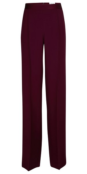 Pallas Eclair trousers in eggplant