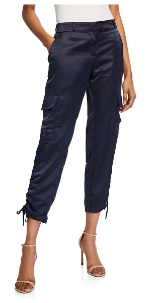 Parker Emerson Cargo Pants in navy