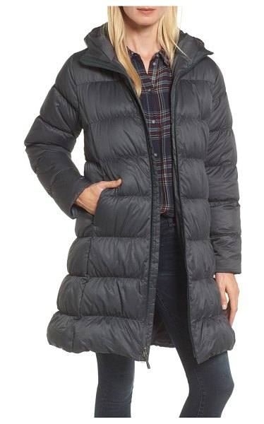 Patagonia downtown down parka in carbon