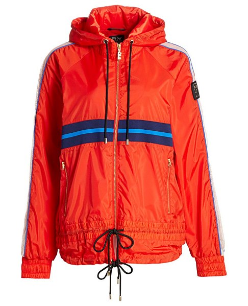P.E NATION calling all nations man down jacket in red