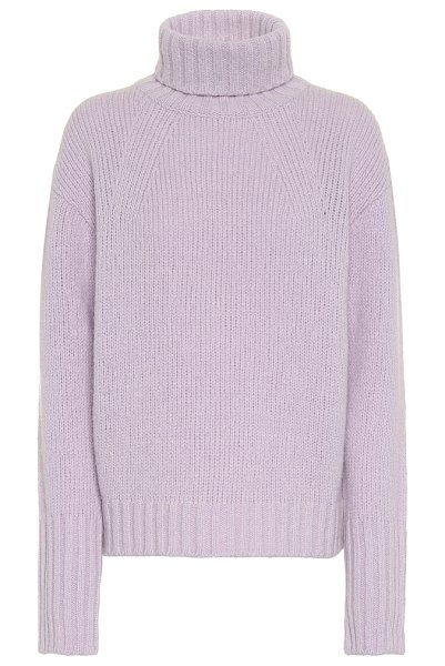 Philosophy di Lorenzo Serafini wool-blend sweater in purple