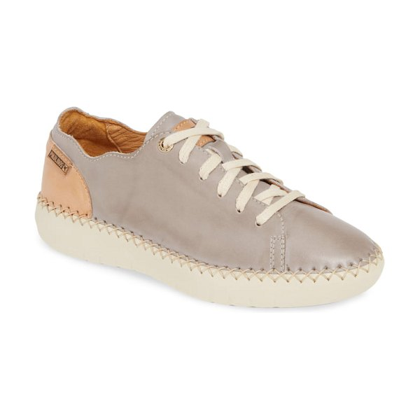 PIKOLINOS mesina low top sneaker in sol leather
