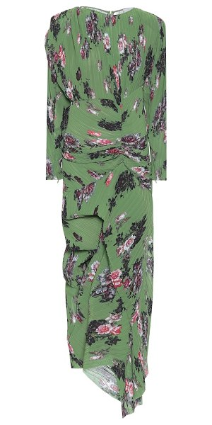 Preen by Thornton Bregazzi ofira floral maxi dress in green