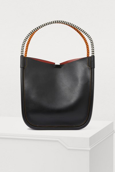 Proenza Schouler Leather L tote - Proenza Schouler's designing duo has reinvented a...