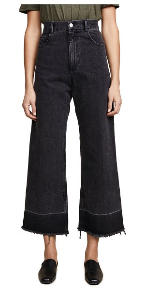 Rachel Comey legion jeans in washed black