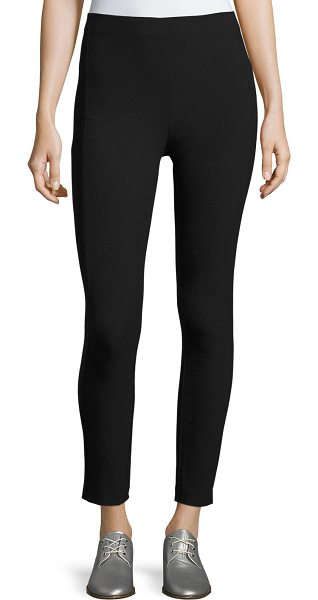 Rag & Bone Simone Stretch Ankle Pants in black