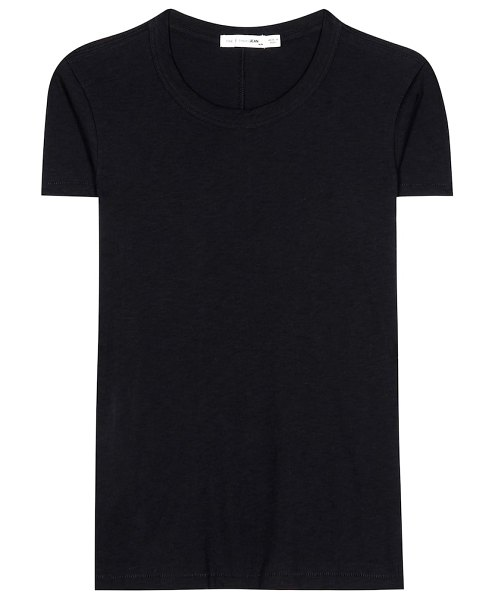 Rag & Bone tee cotton t-shirt in black