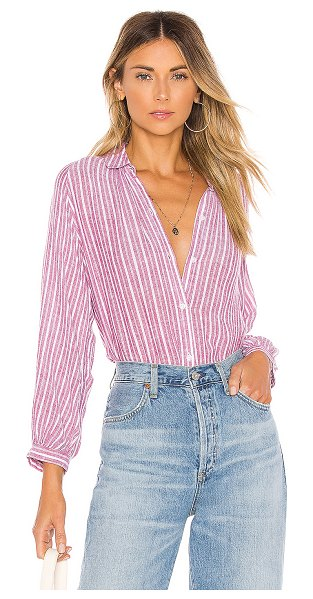 Rails natalie button down in lucia stripe