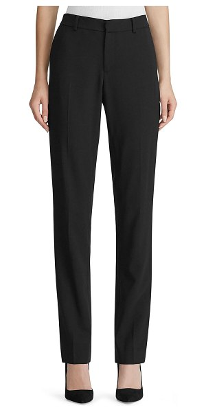 Ralph Lauren Collection Sydney Tuxedo Pants in black