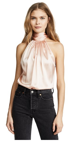 Ramy Brook paige top in blush
