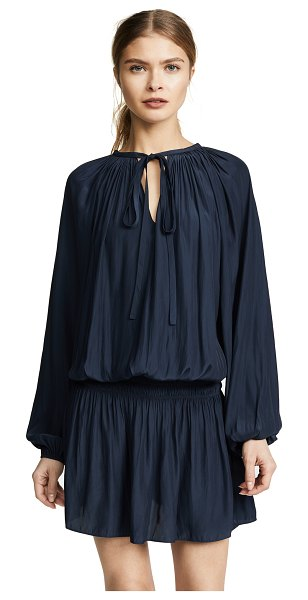 Ramy Brook paris dress in navy