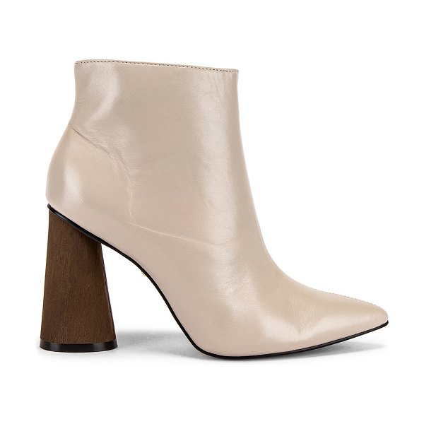 Raye braxton bootie in bone white