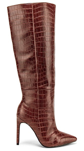 Raye sinner boot in brown