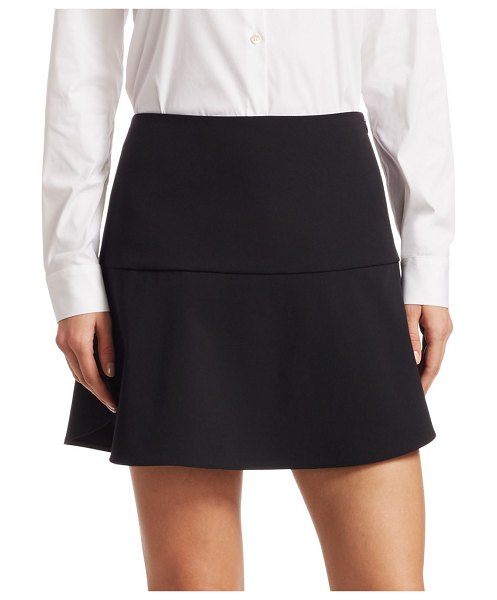 RED VALENTINO classic a-line skirt - A-line mini skirt featuring minimalistic design....