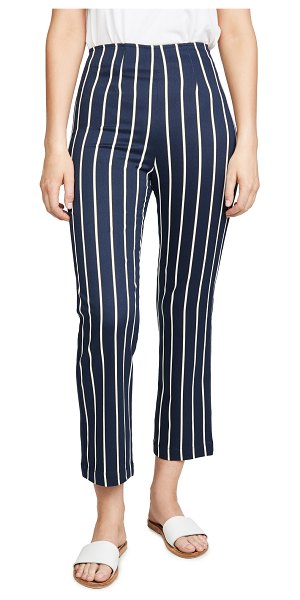 REFORMATION marlon pants in capone stripe