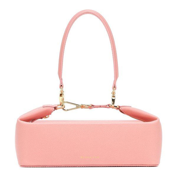 Rejina Pyo olivia leather tote in pink