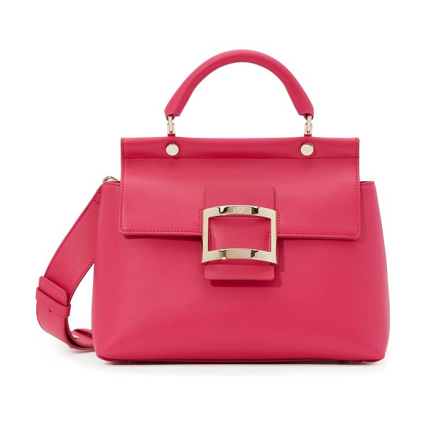 Roger Vivier Viv' Tote - Roger Vivier created the Viv' tote bag as a true...