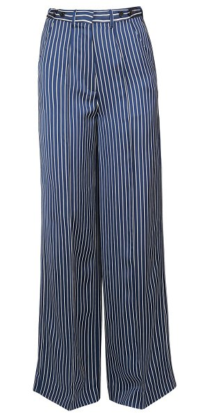 Rokh Wide trousers in 692sailorstripe