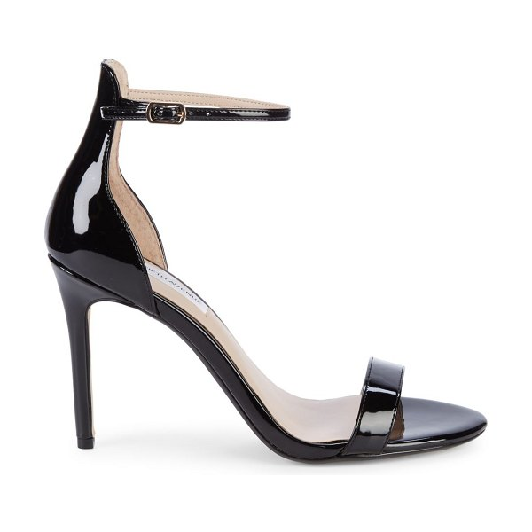 Saks Fifth Avenue Miley Ankle-Strap Sandals in black