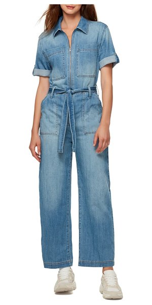 SANCTUARY DENIM shallows utility jumpsuit in shallows