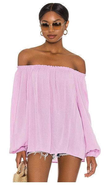 Sanctuary sunshine top in orchid