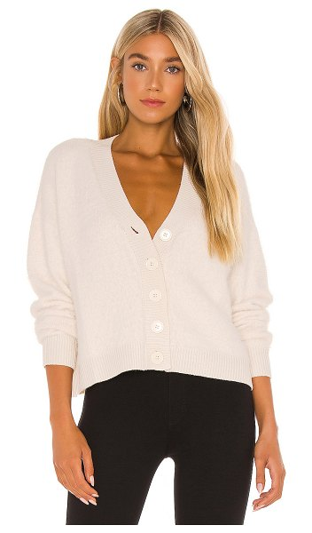 Sanctuary super soft crop cardi in soy milk