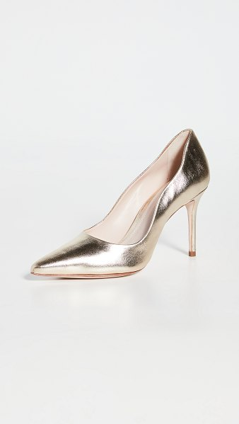 Schutz analira pumps in platina