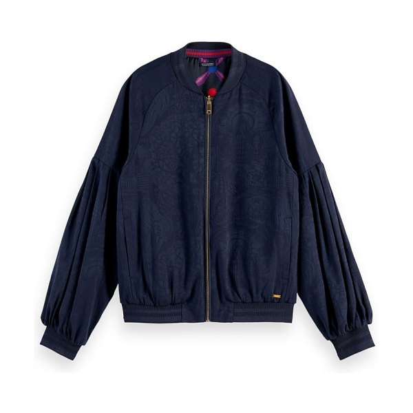 Scotch & Soda in-between reversible bomber jacket in combo a