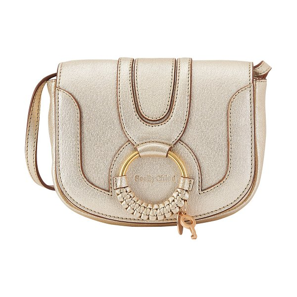 See By Chloe Hana mini shoulder bag in silver